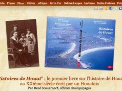 Histoires de Houat Livre