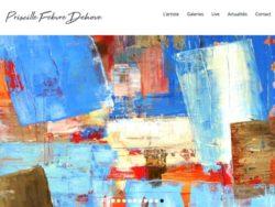 Priscillle Febvre Dehove Artiste peintre