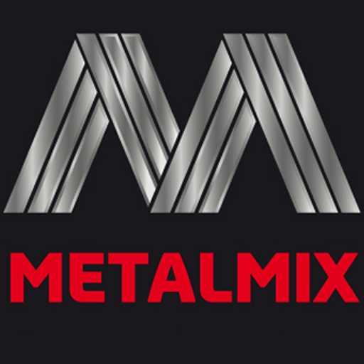 Logo Metalmix chaudronnerie metallerie soudure plougasnou Lanmeur Morlaix