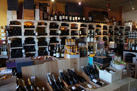 Le Cellier du Blavet vins Hennebont