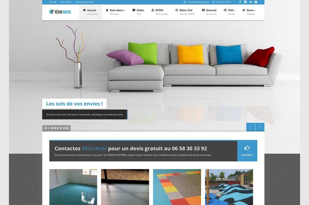 avis clients Resinartex-sols-resine-beton-cire-Mapei